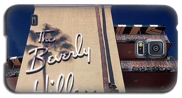 Low Angle View Of A Hotel, Beverly Galaxy S5 Case by Panoramic Images