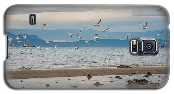 Herring Season  Galaxy S5 Case