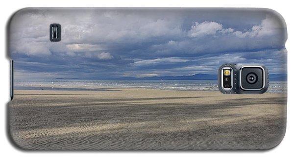 Low Tide Sandscape Galaxy S5 Case