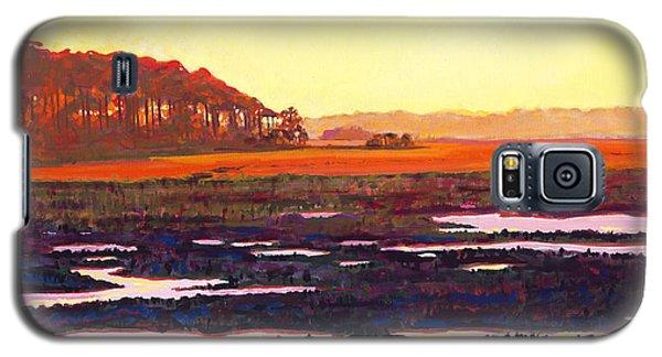 Low Tide Galaxy S5 Case by David Randall
