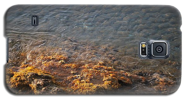 Galaxy S5 Case featuring the photograph Low Tide by George Katechis