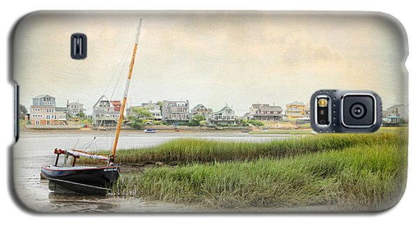 Galaxy S5 Case featuring the photograph Low Tide On The Basin by Karen Lynch