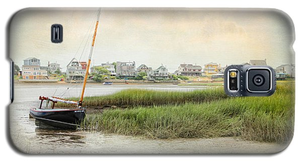 Low Tide On The Basin Galaxy S5 Case