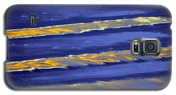 Galaxy S5 Case featuring the photograph Low Tide Reflections by Everette McMahan jr
