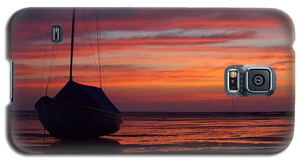 Sunrise At Low Tide Galaxy S5 Case