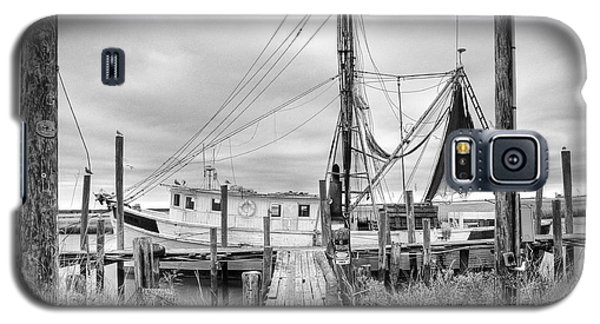 Lowcountry Shrimp Boat Galaxy S5 Case