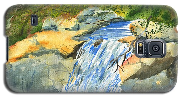 Lower Burch Creek Galaxy S5 Case