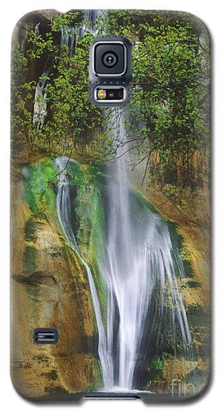 Lower Calf Creek Falls Escalante Grand Staircase National Monument Utah Galaxy S5 Case