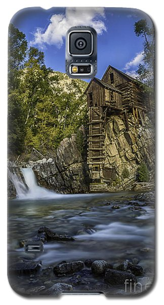 Lower Crystal Mill  Galaxy S5 Case