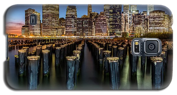 Lower Manhattan Galaxy S5 Case