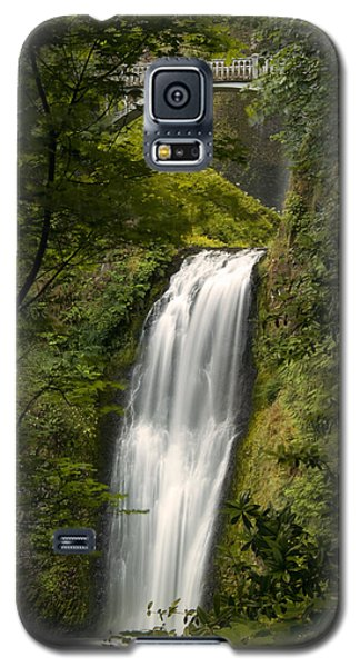 Lower Multnomah Falls Galaxy S5 Case