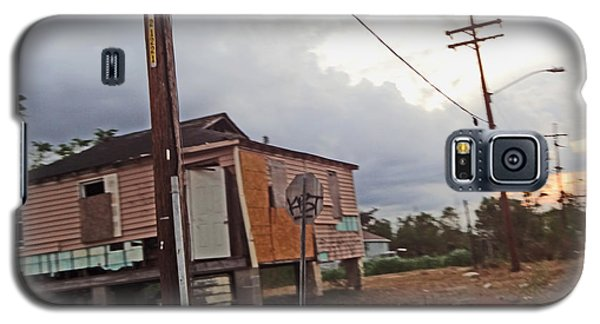 Lower Ninth Ward New Orleans 2012 Galaxy S5 Case