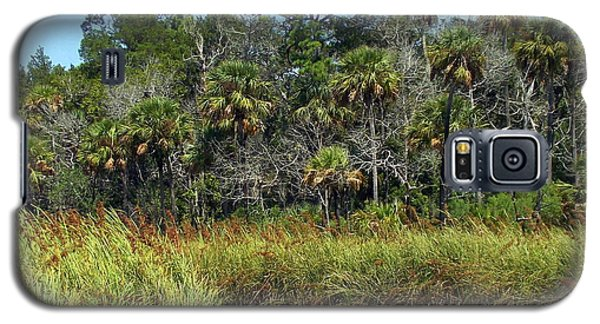 Lower Suwannee Refuge 2a Galaxy S5 Case