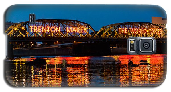 Lower Trenton Bridge Galaxy S5 Case