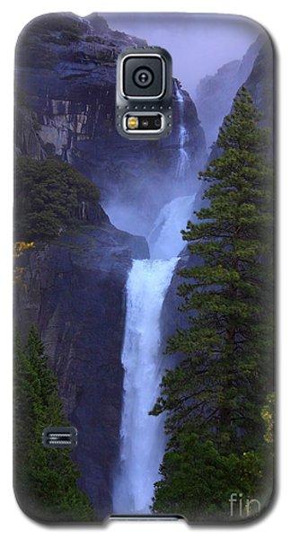 Lower Yosemite Falls Galaxy S5 Case