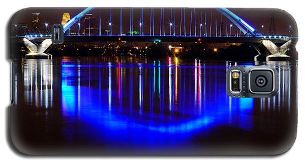 Galaxy S5 Case featuring the photograph Lowry Bridge by RC Pics