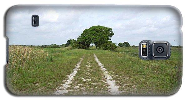 Loxahatchee Wildlife Refuge Galaxy S5 Case by Ron Davidson