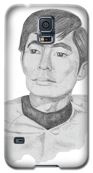 Lt. Sulu Galaxy S5 Case