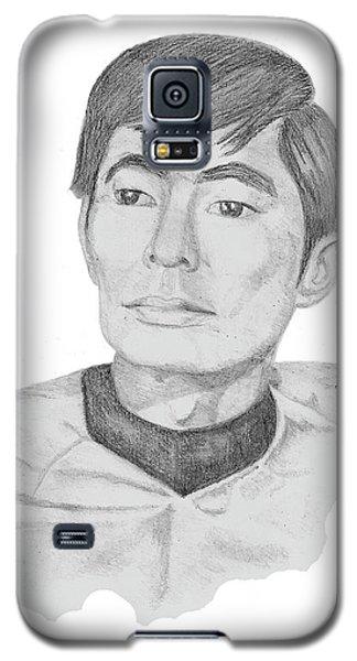 Lt. Sulu Galaxy S5 Case
