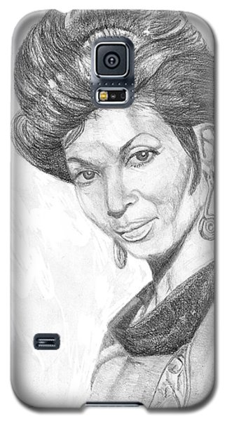 Lt. Uhura Galaxy S5 Case