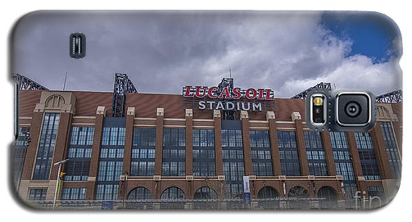 Lucas Oil Stadium Indianapolis Colts Clouds Galaxy S5 Case