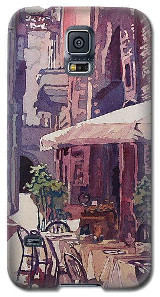 Lucca Cafe Galaxy S5 Case