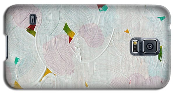 Galaxy S5 Case featuring the painting Lucent Entanglement C2013 by Paul Ashby