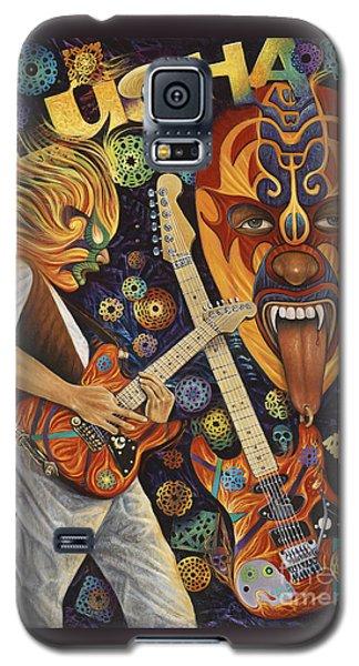 Lucha Rock Galaxy S5 Case by Ricardo Chavez-Mendez