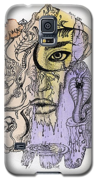Lucid Mind - 5 Galaxy S5 Case