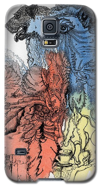Lucid Mind - 6 Galaxy S5 Case