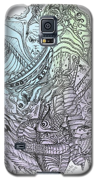Lucid Mind - 9 Galaxy S5 Case