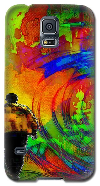 Lucie's Lover Galaxy S5 Case by Mojo Mendiola