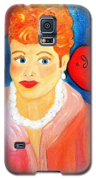Lucile Ball Galaxy S5 Case