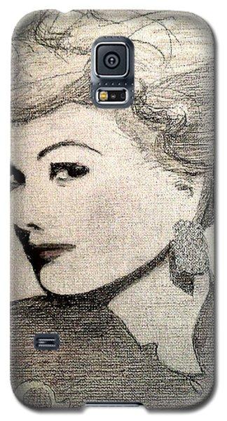 Lucille Ball Galaxy S5 Case