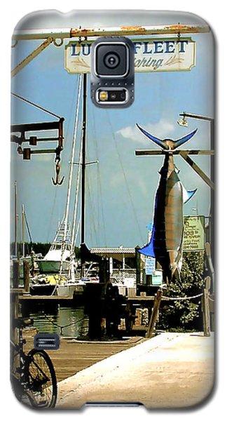 Lucky Fleet Key West  Galaxy S5 Case