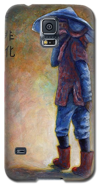 Lucky Red Boots Galaxy S5 Case