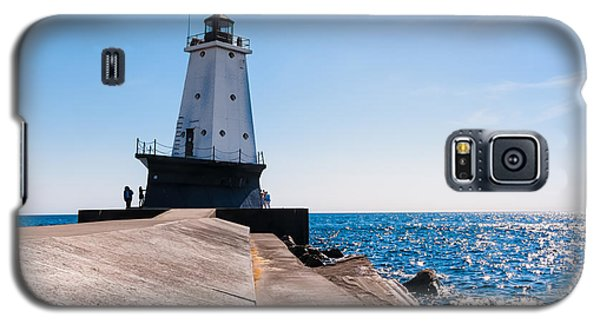Ludington Lighthouse Galaxy S5 Case