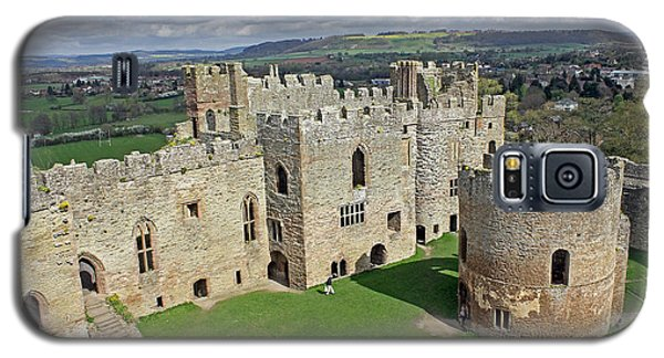 Ludlow Castle Chapel And Great Hall Galaxy S5 Case