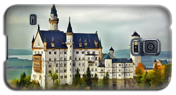 Neuschwanstein Castle In Bavaria Germany Galaxy S5 Case