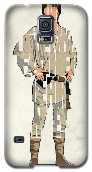 Luke Skywalker - Mark Hamill  Galaxy S5 Case