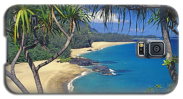 Lumahai Beach Galaxy S5 Case