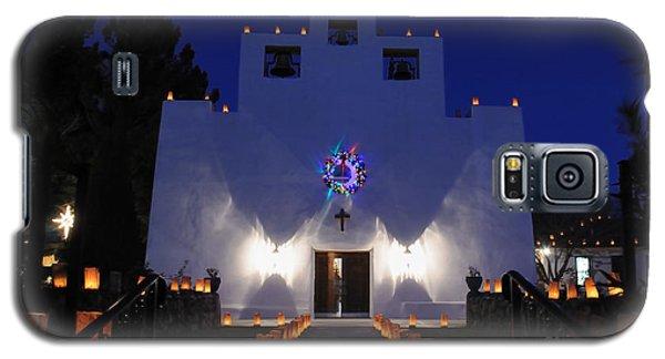 Luminarias At St Francis De Paula Galaxy S5 Case