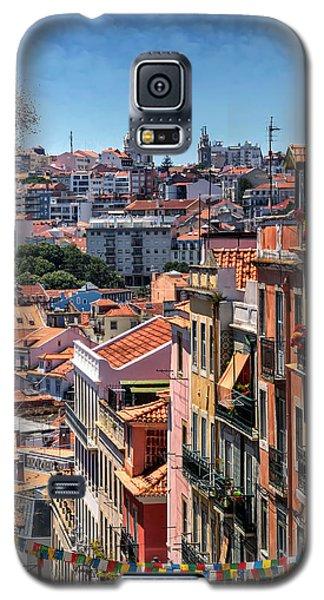 Luminous Lisbon Galaxy S5 Case