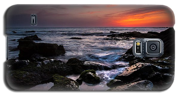 Galaxy S5 Case featuring the photograph Luminous Stones by Edgar Laureano