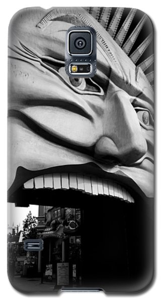 Galaxy S5 Case featuring the photograph Luna Park Melbourne by Serene Maisey
