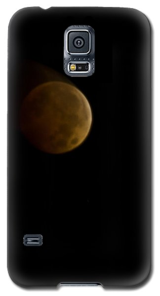 Lunar Blood Galaxy S5 Case by Michael Nowotny