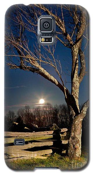 Lunar Landing - Blue Ridge Parkway Galaxy S5 Case by Dan Carmichael