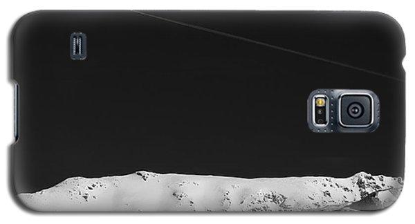 Galaxy S5 Case featuring the photograph Lunar Landscape by Simona Ghidini