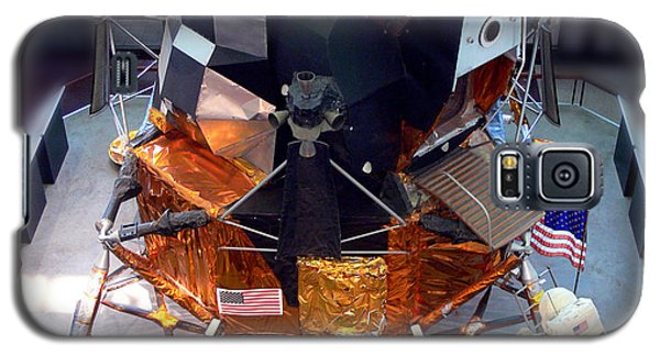 Lunar Module Galaxy S5 Case by Kevin Fortier