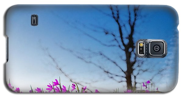 Grass Widows In Bloom Galaxy S5 Case